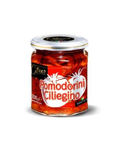 Pomidorki koktajlowe suszone