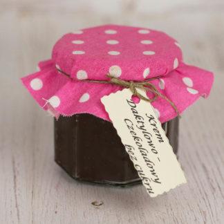 Krem daktylowo-czekoladowy bez cukru