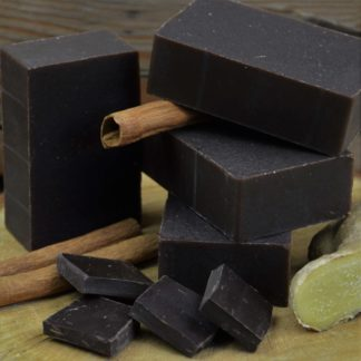 Mydło czekolada i cynamon - poprawia nastrój